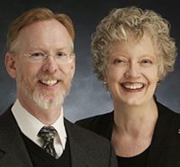 Drs. William Waters and Sonja Foss