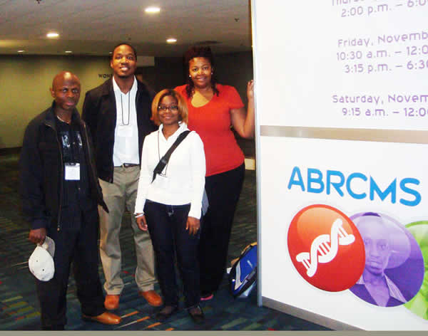 ABRCMS group picture