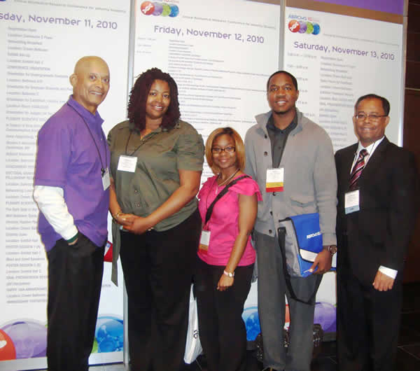 2010 ABRCMS group picture