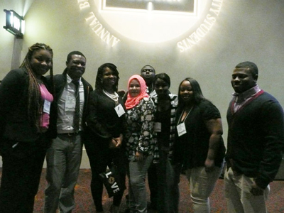 2014 ABRCMS group picture