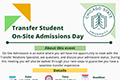 Transfer Student On-Site Admissions
