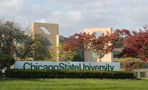 Chicago State University's Campus
