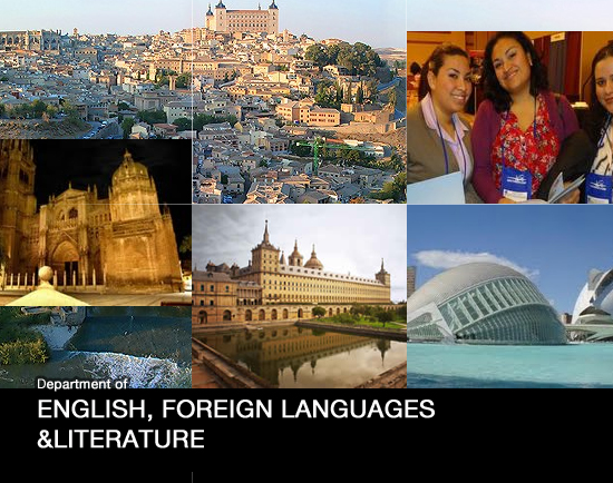 English, Foreign Languages, literature
