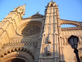 Spain – Mallorca Church