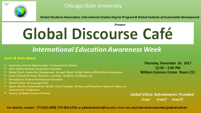 Global Discourse Cafe