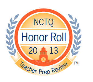 NCTQ Honor Roll