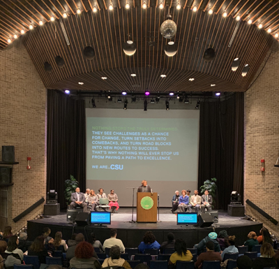 President Scott's State of the University Address